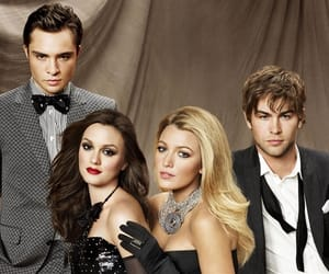 gossip girl, blair, and blake lively image