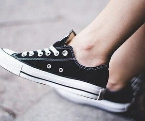 all star, fashion, and black image