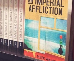 the fault in our stars and an imperial affliction image