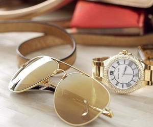 accessories, clock, and fashion image