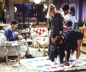 friends, twister, and rachel image