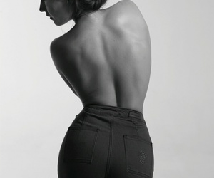 back, bum, and body image
