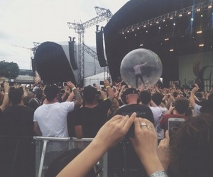 concert, a day to remember, and grunge image