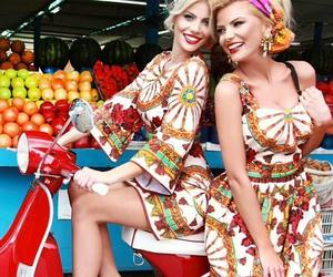 albanian, beauties, and fashion image