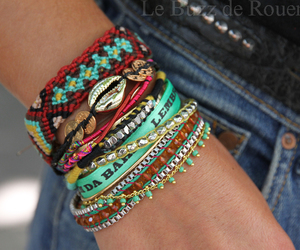 bracelets, beautiful, and love image