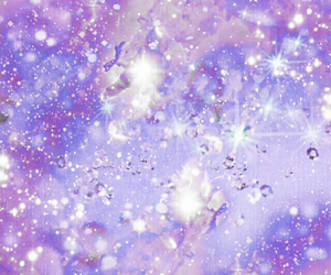galaxy, pretty, and purple image