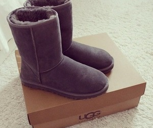 uggs, boots, and fashion image