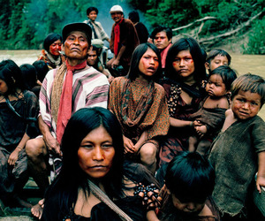 amazonia, boat, and indian image