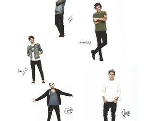 boys, direction, and louis image