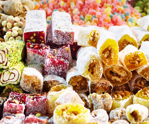 sweet and turkish delight image