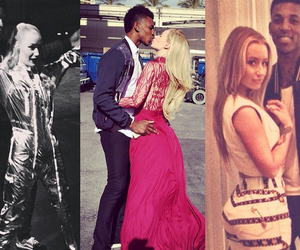 Iggy, nick young, and iggy azalea image