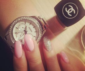 fashion, fossil, and nails image