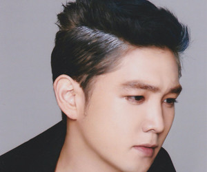 elf, kangin, and kpop image