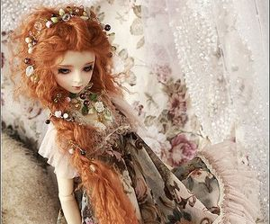 ball jointed doll, beautiful, and bjd image
