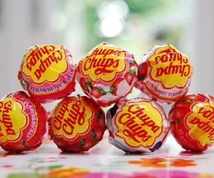 chupa chups, candy, and lollipop image