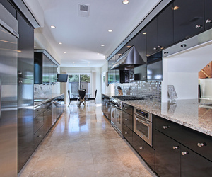 kitchen, luxury, and big canyon image