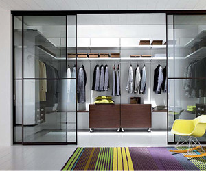 walk in closet, walk in closet design, and walk in closet ideas image