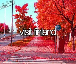 finland and visit image