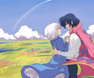 howl's moving castle and anime image