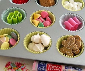 food, baking, and candy image
