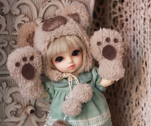 bjd and cute image
