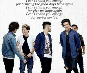 quote, liam payne, and niall horan image