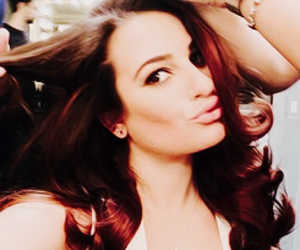 icons and lea michele image