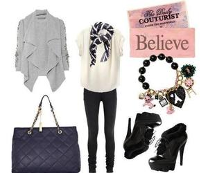 outfit and pretty image