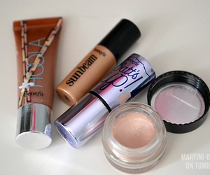 makeup, beauty, and benefit image