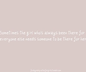 girl, inspirational, and quotes image