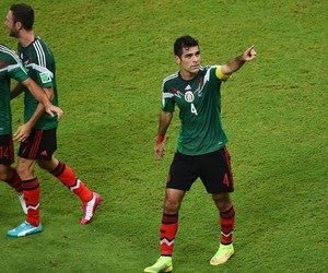 mexico, brazil soccer, and rafael marquez image