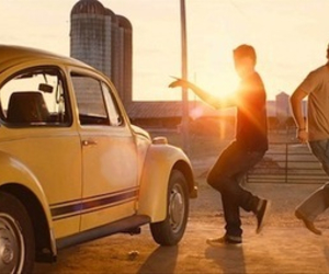 footloose, miles teller, and kenny wormald image