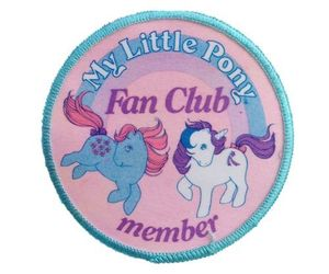 my little pony and pink image