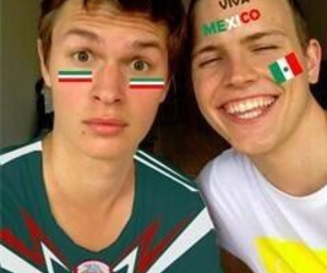 mexico, ansel, and ansel elgort image