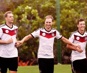 manuel neuer, mesut Özil, and germany nt image