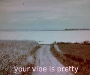vibe, pretty, and quote image