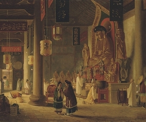 ancient, asia, and china image