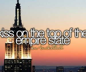 kiss, beforeidie, and empire state image