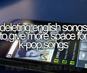 kpop and song image