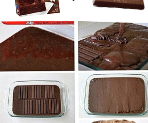 brownie, candy, and diy image