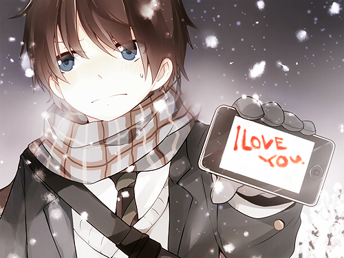 Image About Love In Anime By Sn0w Queen On We Heart It