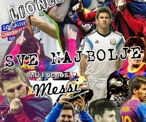 Barca, lionel messi, and fc barcelona image