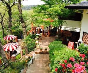 japan, cafe, and kamakura image