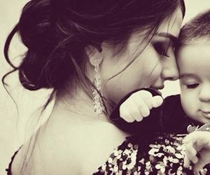 adorable, baby, and earings image