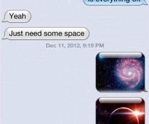 funny, galaxy, and joke image