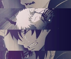 anime, rin, and ao no exorcist image