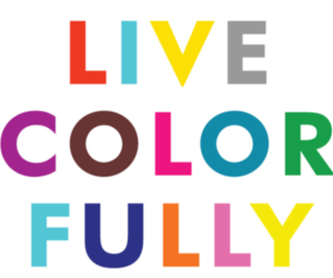 color, inspiration, and life image