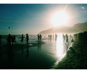 beach and vsco image