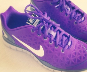 colorful, nike, and purple image