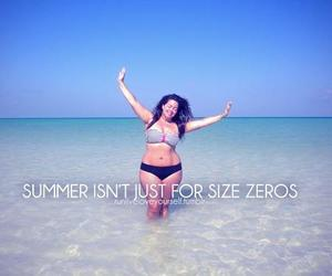 summer, size, and zero image